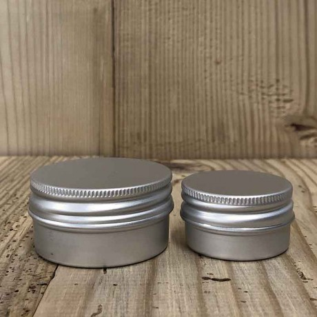 Jar aluminium 15 ml